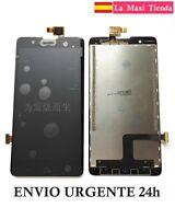 "Pantalla Completa para ""ZTE Blade L3 Plus"" LCD + Tactil Display Negro Negra"