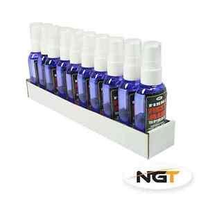 FIsh Aid Spray NGT Antibacterial Antiseptic Fish Aid Spray Carp Coarse 50ml