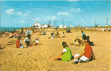 Postcard The Beach St Osyth Essex UP  (A9)