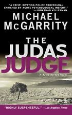 The Judas Judge by Michael McGarrity (2001, Paperback) Autographed copy