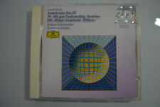 Haydn: Symphonien Nos. 93, 94, 100 - von Karajan - CD West Germany full silver