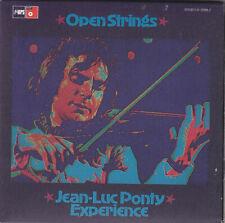 JEAN LUC PONTY experience - open strings CD