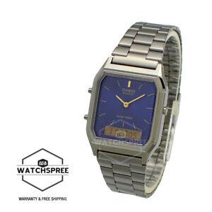 Casio Analog Digital Dual Time Watch AQ230GG-2A