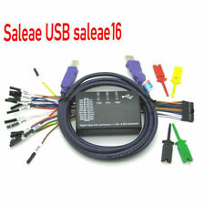 New USB Logic 100MHz 16Ch saleae16 Logic16 Logic Analyzer for ARM FPGA