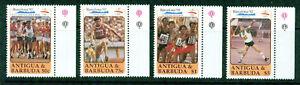 ANTIGUA     - 1990  – BARCELONA OLYMPICS '92  – VF  **
