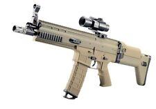 Toy SCAR Gel Ball Gun Blaster Nerf Shooter Water Toy