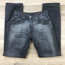Nobody Men's Jeans Straight Leg Size 29 Actual W30 L32.5 (BG18)