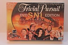 Trivial Pursuit SNL DVD Edition Saturday Night Live TV Show Board Game NEW