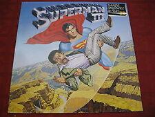 LP OST KEN THORNE & GIORGIO MORODER Superman III