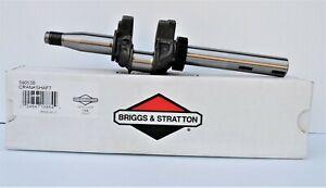 Genuine OEM Briggs & Stratton  590538 CRANKSHAFT