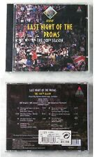 LAST NIGHT OF THE PROMS The 100th Season - Brynn Terfel .. Teldec CD