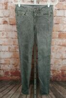 True Religion Snake Print Jeans Size 26