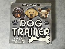 DATEL DOG TRAINER ACTION REPLAY TRUCCHI CHEAT CODICI per NINTENDOGS NINTENDO DS