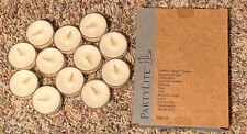 Partylite Iced Snowberries Set of 12 Tealights-New