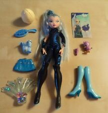 Mattel 2004 Winx Club  Doll Icy Fairy Doll Trix Rainbow 1st Season