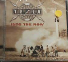 TESLA- INTO THE NOW *CD BRAND NEW STILL SEALED NUOVO SIGILLATO RARE HARD ROCK