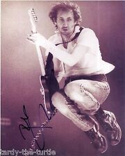Pete Townshend  8 x 10 Autograph Reprint  The Who  Baba O'Riley  My Generation
