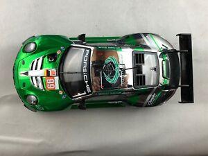 Bonus Auction 1/32  DIGITAL CARRERA Porsche 911 RSR  Ref: 30908 Slot Car