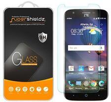 3X Supershieldz for ZTE Warp 7 Tempered Glass Screen Protector Saver