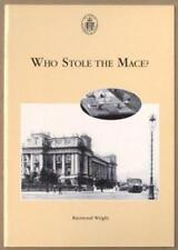 Who Stole the Mace by Raymond Wright (Paperback, 1991)