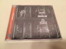 "Dave Brubeck Quartet ""Jazz at Oberlin"" remastered CD (Fantasy)"