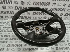 2004 Nissan Almera Tino Black Leather 4 Spoke Steering Wheel 48430 AV710 RL