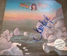 JOHN LODGE SIGNED NATURAL AVENUE SOLO LP MOODY BLUES!