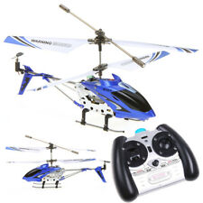 Syma S107G RC Helicopter 3CH 3.5CH Mini Remote Control Helicopter with Gyro Blue