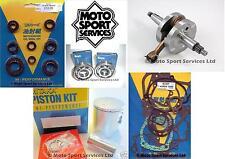 Honda CR 85 05-07 Mitaka Engine Rebuild Kit Crank Piston C Mains Gasket Seal