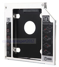 2nd 2.5 DISQUE DUR HDD SSD Optique Caddy adaptateur pour MSI GP70 GE70 GE60 GT70