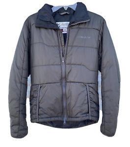 Columbia Titanium Interchange Omni Tech Waterproof Jacket Men's Size S RN 69724