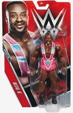 Wwe Big E The New Day Basic Series 73 Raw Mattel Wrestling Action Figure New Nxt