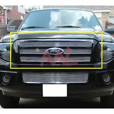 AAL 2007-2010 2011 2012 2013 Ford Expedition 4PCS Upper Billet Grille Insert