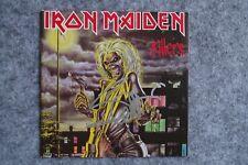 Iron Maiden - Killers CD Album signed / autograph / signiert