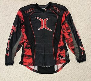 Empire Invert Red Camo Jersey Large