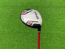 NICE Ping Golf MOXIE Red & Black FAIRWAY WOOD Right Handed RH Graphite JUNIOR
