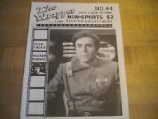 The Wrapper Magazine - Walter Koenig #44 Star Trek