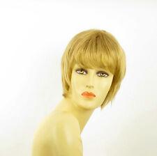 Perruque femme courte blond doré CANDICE 24B