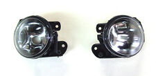 VW T5 TRANSPORTER CRAFTER POLO 9N SKODA  FRONT BUMPER  LIGHTS FOG LAMPS L & R