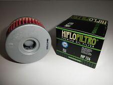 HIFLO FILTRO OLIO HF136 PER SUZUKI  GZ250 Marauder (1999 2000)