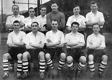PORT VALE FOOTBALL TEAM PHOTO>1950-51 SEASON