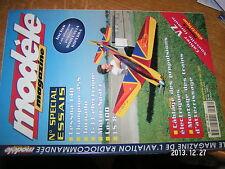 Modele Magazine n°567 plan encarté Loustic avion debut evolutif  / roulette