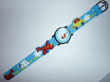 *NEW* Time Teaching Kids Vehicles Watch Seiko Quartz Movement