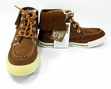 Converse Shoes Chuck Taylor Moccassins Mid Monk's Robe Brown Sneakers Womens 6