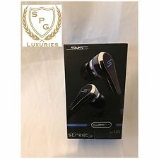 NEW SMS AUDIO STREET IN-EAR WIRED HEADPHONES FREE SHIPPING