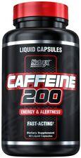 Nutrex Research Caffeine Pills 60 caps| Smooth Energy & Focus - Focused Energy