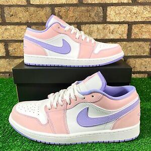 ✨ Air Jordan 1 Low SE (Size 10.5) CK3022-600 'Arctic Punch' Pink/Purple Shoes ✨