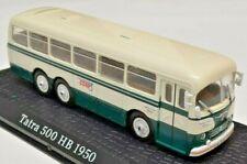 Atlas Tatra 500 HB 1950 Bus Collection 1:72 Modell inkl. Datenblatt