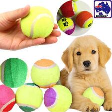 100 Tennis Balls for Kids Dogs Backyard Games 6.3cm Gift Toy Play PTBAL0911x100