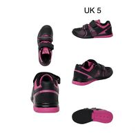 More Mile Womens Weightlifting Shoes Bodybuilding CrossFit Gym Trainers Size 5